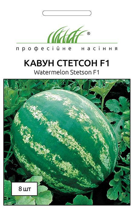Семена арбуза Стетсон F1 8 шт, Tezier