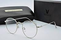 Имиджевые очки Dita 5968 серебро