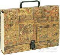 Папка портфель Египет А4 60 мм.
