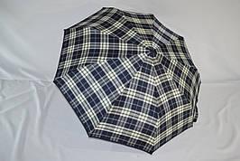 Элегантный зонтик в клетку автомат от фирмы «Sponsa».