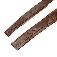 Веревка, Шнур, Бумажный, Рафия, Кофейный 0.2 мм, 4.0 мм-8.0 мм