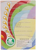 Бумага офисная Mix Pastell 160 г/м 125 листов UniColor