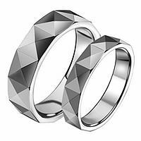 """Парные кольца """"Многогранность"""", фото 1"""