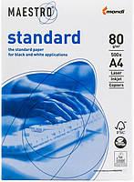 Бумага офисная Standard 80 г/м  500 листов Maestro