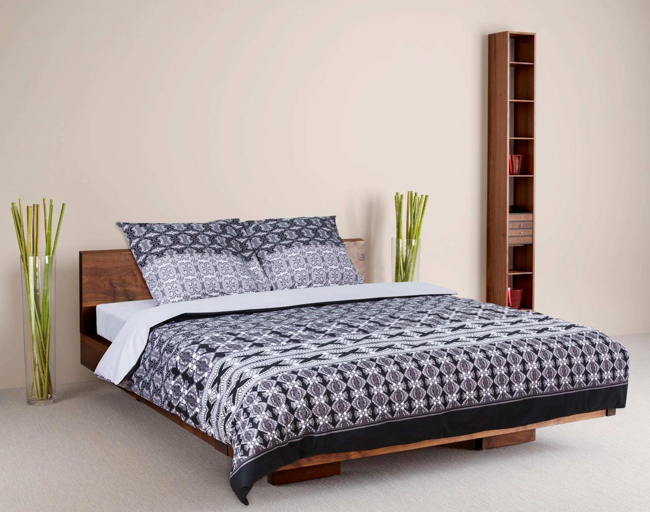 Двуспальный комплект постельного белья Грация