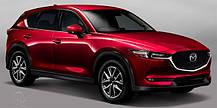 Тюнинг Mazda cx-5 (мазда сх-5 2017г+)
