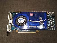 ВИДЕОКАРТА Pci-E RADEON X 1950 PRO на 256 MB 256 BIT DDR3 с ГАРАНТИЕЙ ( видеоадаптер X1950PRO 256mb  )