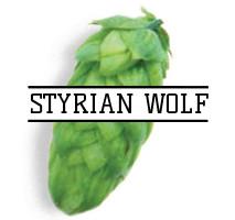 Хмель Styrian Wolf (SL) - 50г