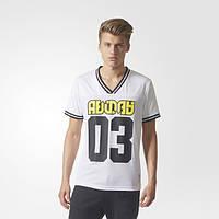 Мужская футболка Adidas Originals Winter (Артикул: BS2620)