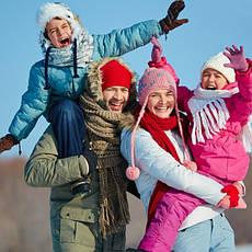 Зимовий одяг та аксесуари