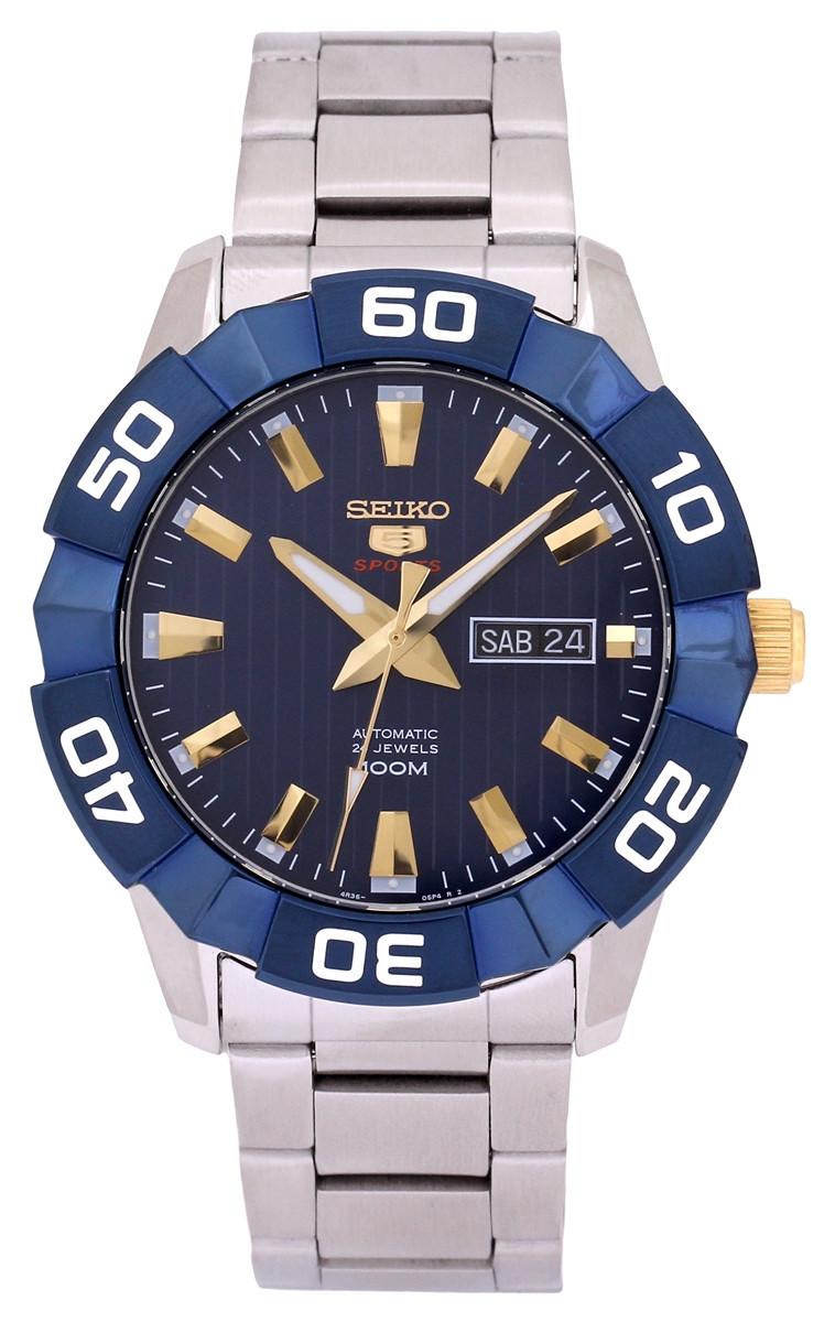 Часы Seiko 5 Sports SRPA53K1 Automatic 4R36