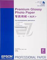 Бумага Epson  A2 Premium Glossy Photo Paper, 25л. C13S042091