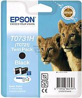 Картридж Epson  StC110 CX7300/8300 black black C13T10414A10