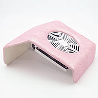 Вытяжка для маникюра (Розовая)