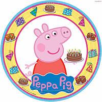 Пеппа 1055 Вафельная картинка