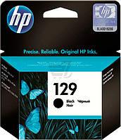 Картридж HP  №129 Black C9364HE черный C9364HE