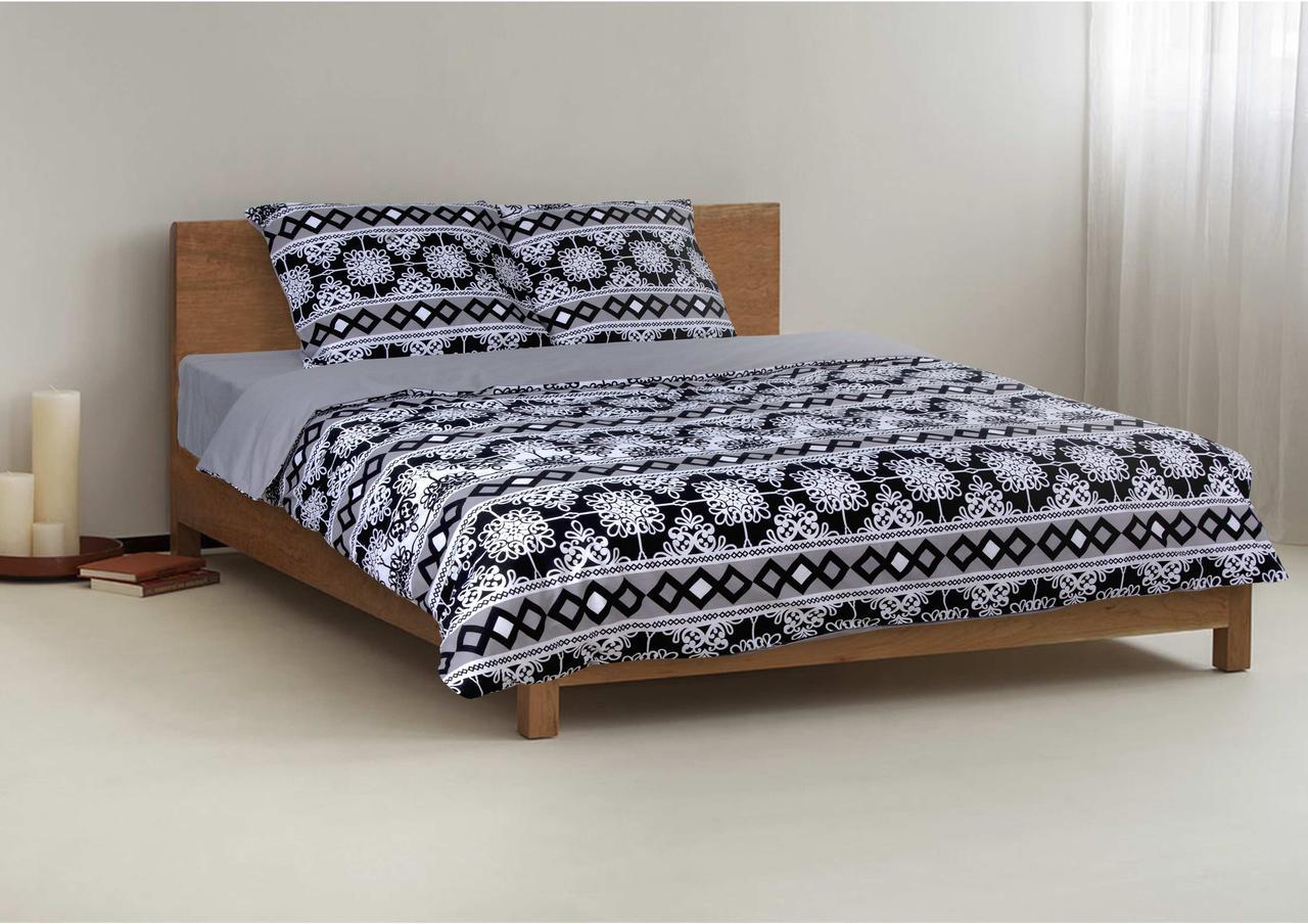 Семейный комплект постельного белья Камилла