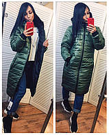 Куртка-пальто (синтепон 200)рр. 46,48,50,52,54