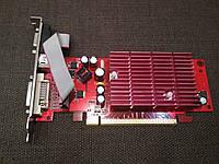 ВИДЕОКАРТА Pci-E GEFORCE 7300 SE TC на 512 MB с ГАРАНТИЕЙ ( видеоадаптер 7300SE 512mb  )