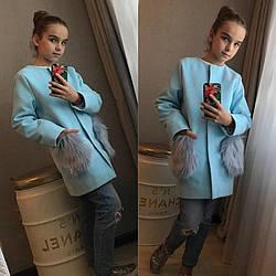 Детское пальто кил303