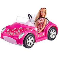 Кукольный набор Simba Штеффи с кабриолетом (5738332)