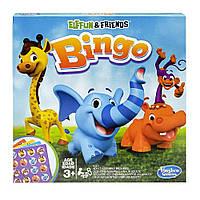 Настольная игра Hasbro Бинго Elefun & Friends Bingo Game