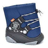 Дитячі теплі зимові черевики Demar 26-27р - 17см, фото 1