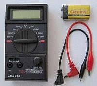 Цифровой измеритель ёмкости СМ-7115А