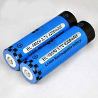 Аккумулятор Li-Ion 3,7V 18650 4200mAh