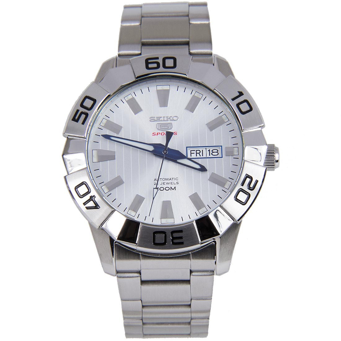 Часы Seiko 5 Sports SRPA49K1 Automatic 4R36