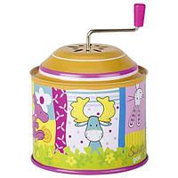 Музыкальный инструмент goki Детская шарманка Susibelle (53836G)