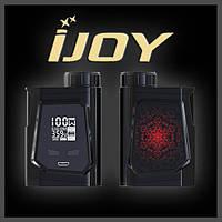 Батарейный мод IJOY CAPO 100 TC + Батарея 3750mah. Оригинал