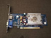 ВИДЕОКАРТА Pci-E ASUS GEFORCE 7300 LE TC на 256 MB с ГАРАНТИЕЙ ( видеоадаптер 7300LE 256mb  )