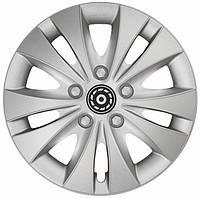 Колпаки колесные STORM, радиус R15, комплект 4шт, Jestic