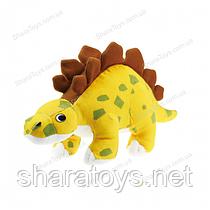 """Интерактивное мягкое животное """"Стегозавр"""""""