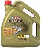 Castrol Edge 5W-30 LL синтетическое моторное масло, 5 л