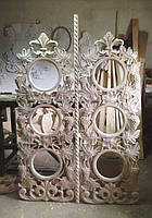 Царские Врата Иконостаса с виноградом под заказ