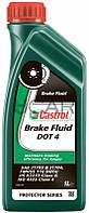 Castrol Brake Fluid DOT 4 тормозная жидкость, 1 л