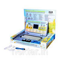 Ноутбук MD 8860 R/U/Е, цветной экран, 3 языка, 240 функций, сенсор,CD, MP3