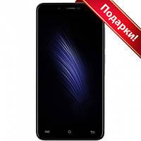 "Смартфон 5"" CUBOT Rainbow 2, 1GB+16GB Черный Mediatek MT6580A 2350 mAh 13Мп Android 7.0 + селfи в подарок"