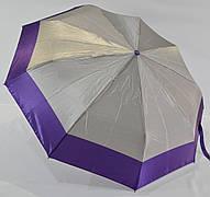 """Зонт женский автомат однотонный от фирмы """"Rain Brella"""""""
