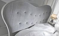 Изголовье из ткани и кожи для кровати на заказ, мягкие панели для кровати, спинки кровати