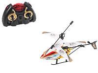Вертолет аккум, Р/У, ИК -управление, свет (арт. F62068), Металл, Коробка с открытым окном, 42x7.3x16.5см,