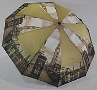 """Зонт женский полуавтомат города на 9 спиц от фирмы """"Mario"""""""