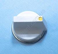 Ручка регулировки универсальная для газовой плиты (белая)