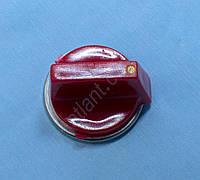 Ручка регулировки универсальная для газовой плиты (красная)