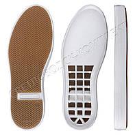 Подошва для обуви Сет ТР (Set TR), цв. белый 42