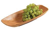 Ваза для фруктов удлиненная, Kesper 52162