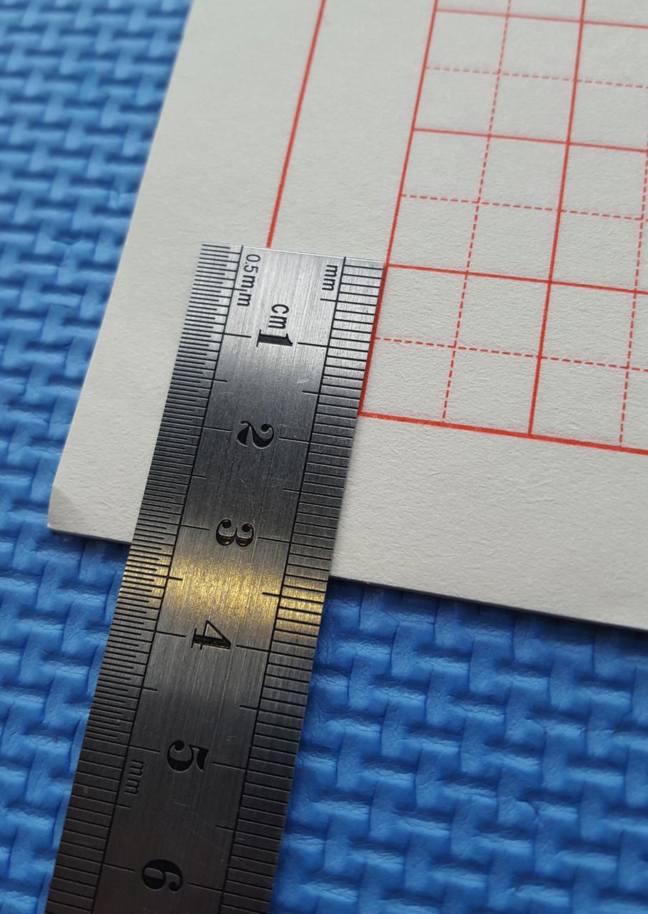 Тетрадь для написания иероглифов. Клетка 16 мм с пунктиром. 2080 клеток