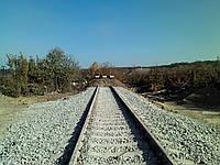 Будівництво залізничних колій